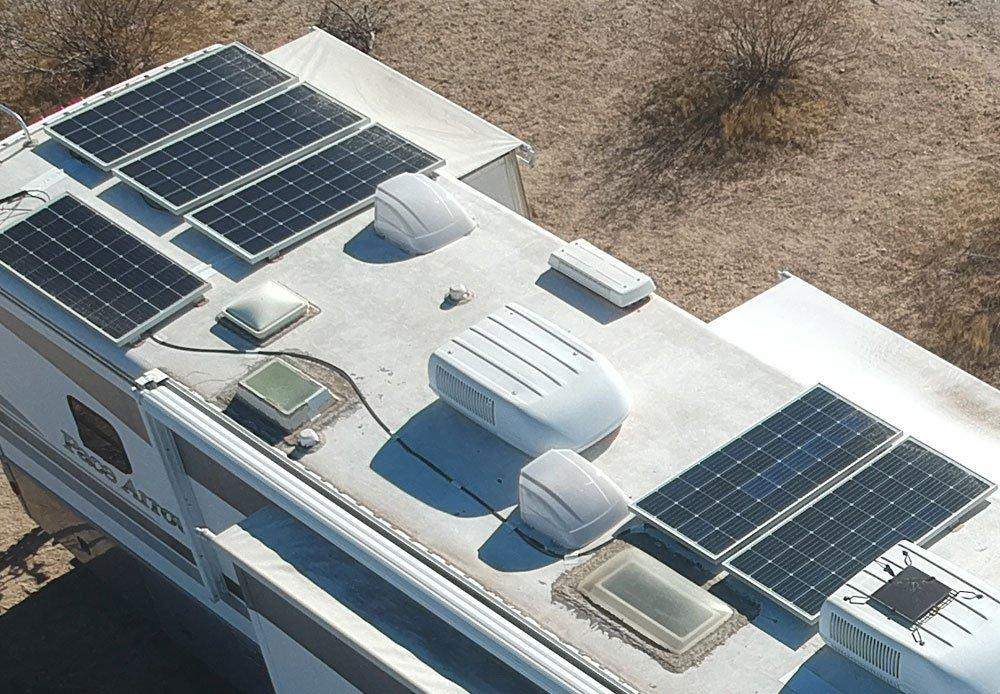 Peace Arrow RV Solar